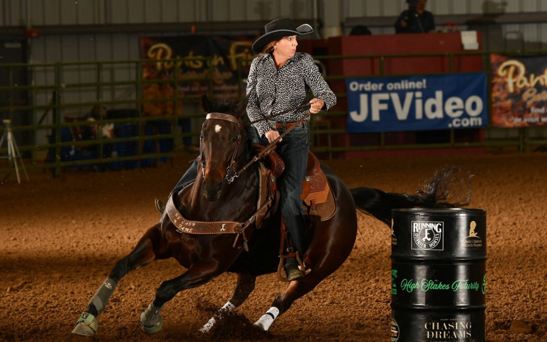 """""""Chasing Dreams, Finding Cures"""" Barrel Race Fundraiser"""